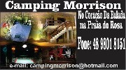 Morrison camping bar praia do rosa sc